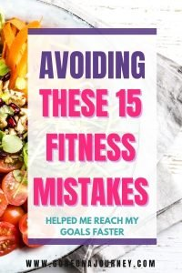 fitness mistakes to avoid