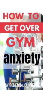gym confidence