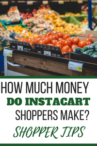 instacart shopper tips
