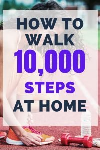 How to get 10000 steps in a day