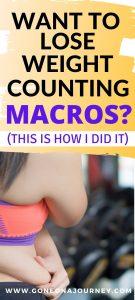 understanding macros for women weight loss