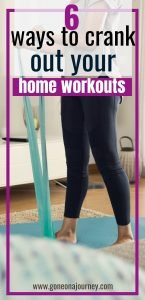stay motivated to workout at home