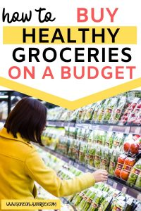 How to Shop for Healthy Groceries on a Budget