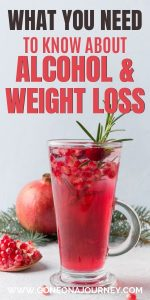 ALCOHOL AND WEIGHT LOSS TIPS