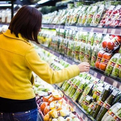 How to Shop for Healthy Groceries on a Budget (+ Stop Throwing Your Money Away)