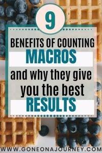 benefits of tracking macros