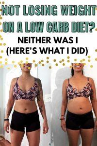 calorie defecit